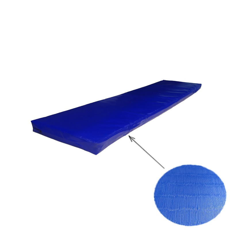 Купить Мат гимнастический 200х50х10 тент-антислип (ппу) Dinamika ZSO-001273,