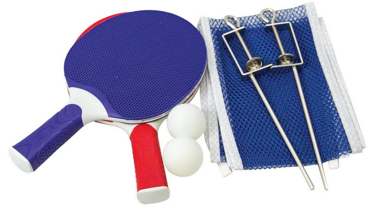 Купить Набор для настольного тенниса Atemi ATR-100 (2 ракетки+3 мяча*+сетка),