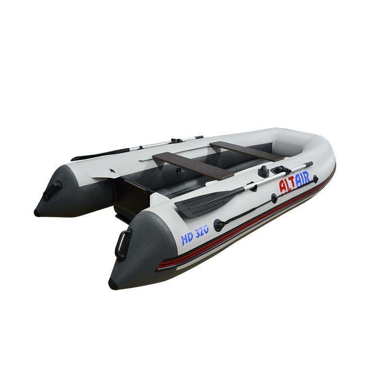 Купить Моторная надувная лодка ПВХ Altair HD 320 НДНД,