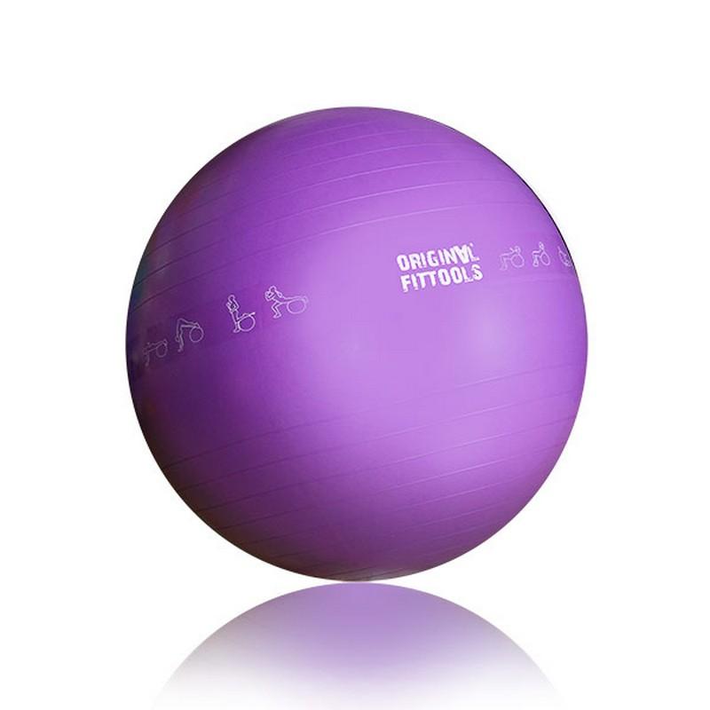 Гимнастический мяч 75 см Original Fit.Tools для коммерческого использования FT-GBPRO-75