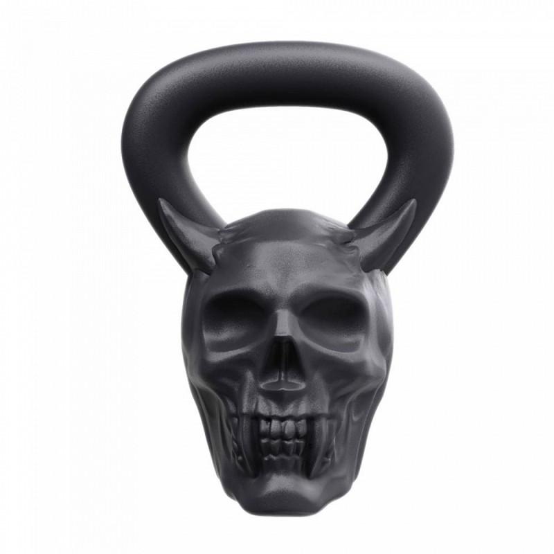 Гиря с характером Демон 16 кг Original Fit.Tools KB-16-DEMON гиря с характером демон 16 кг original fit tools kb 16 demon