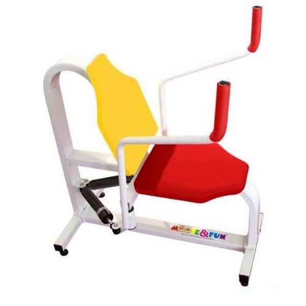Купить Детский тренажер Баттерфляй Moove&Fun MF-E05,