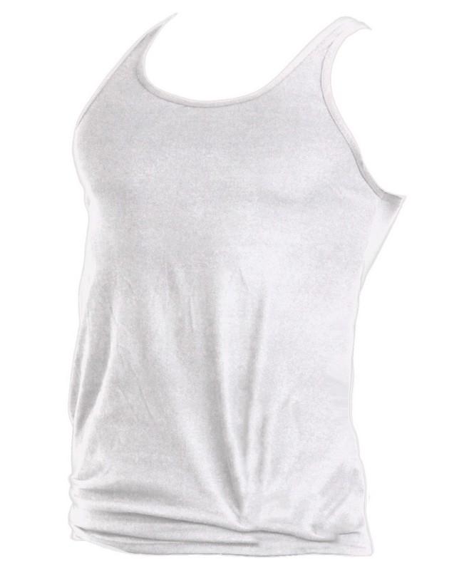 Майка гимнастическая хлопок 5920 (р.28-34) белая