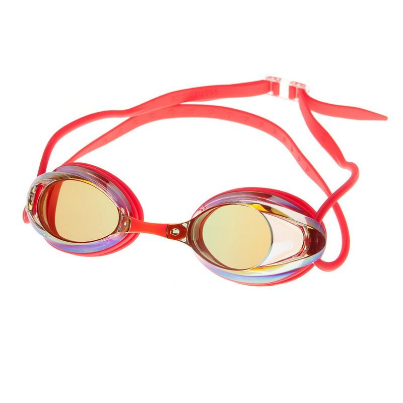 Купить Очки для плавания Alpha Caprice AC-G1700 M красный,