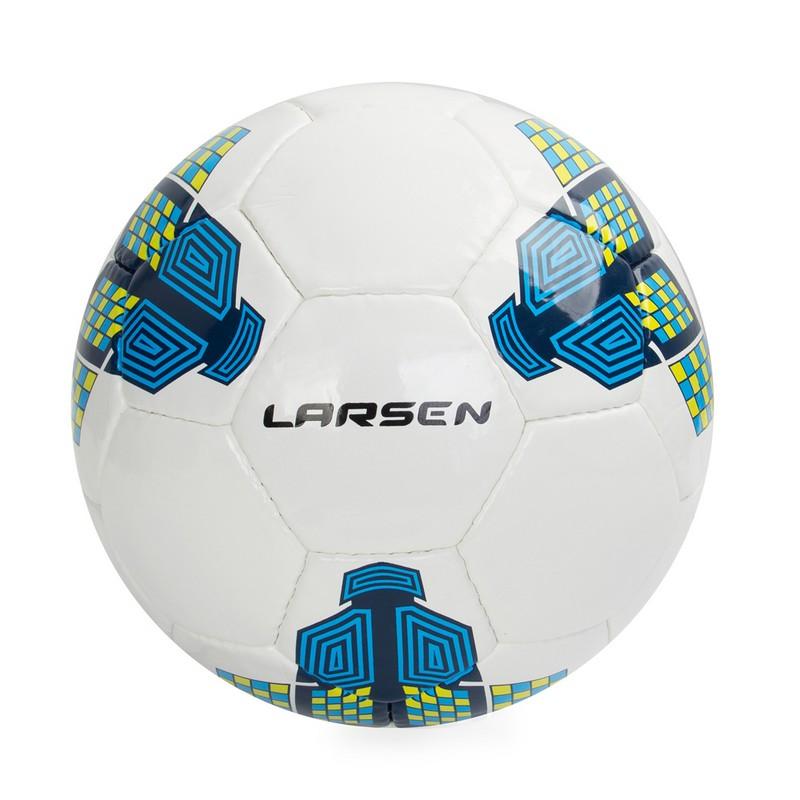 Мяч футбольный Larsen Viking р.5 массажер larsen 5 mg 2 75cm с насосом