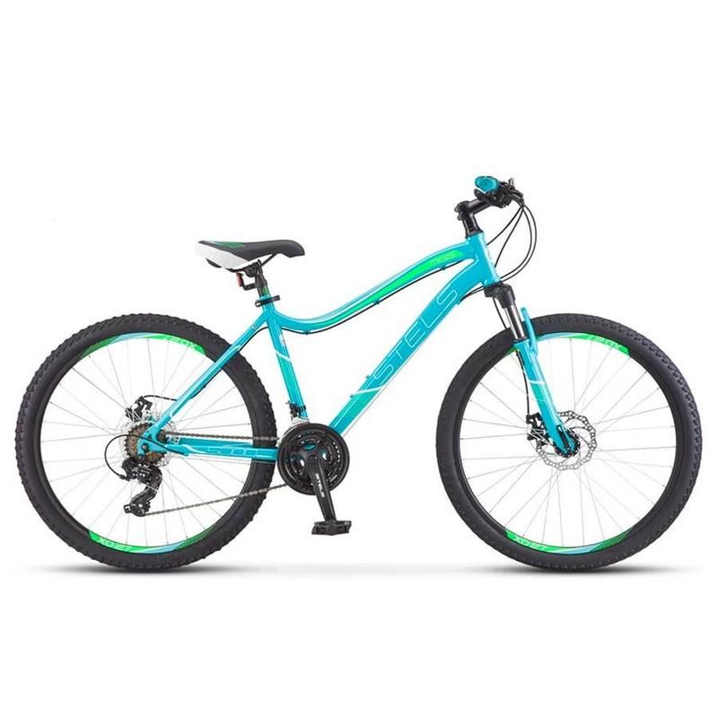 Купить Велосипед Stels Miss-5000 MD V010 2016 Бирюзовый (LU088177),