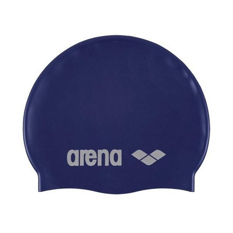 Шапочка для плавания Arena Classic Siliconeсиликон цена