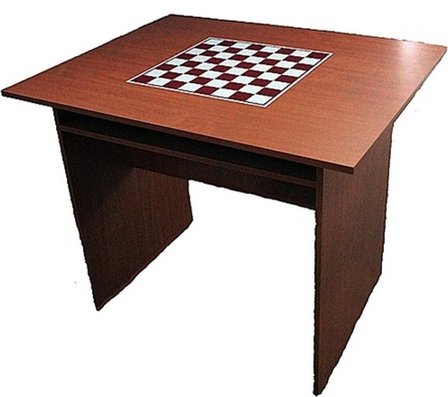 Стол шахматный турнирный Ellada 80смх100см УТ0371 костров в шахматный учебник для детеи и родителей 1 часть