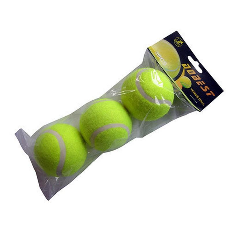 Купить Мяч для большого тенниса Dobest TB-GA03 3шт,