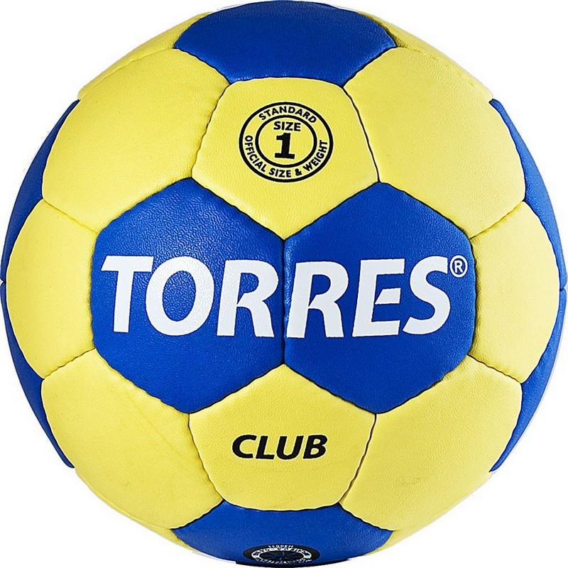 Мяч гандбольный Torres Club H30041 р.1