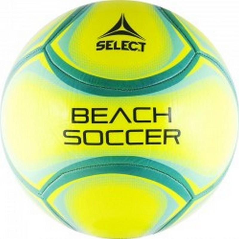 Мяч для пляжного футбола Select Beach Soccer р.5 815812-554 мяч футзальный select futsal talento 11 852616 049 р 3