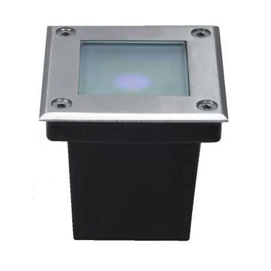 Купить Прожектор LED AquaViva 1led 5W12/230V RGB, ABS/AISI316 уличный,