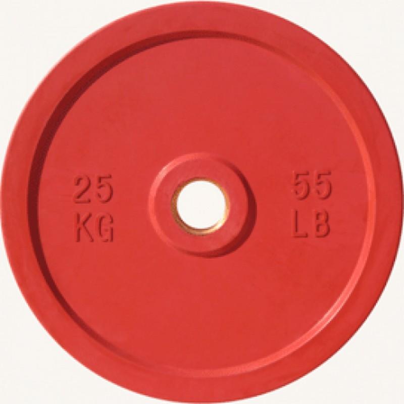 Купить Диск Johns d51мм, 25кг DR71025 - 25С красный,