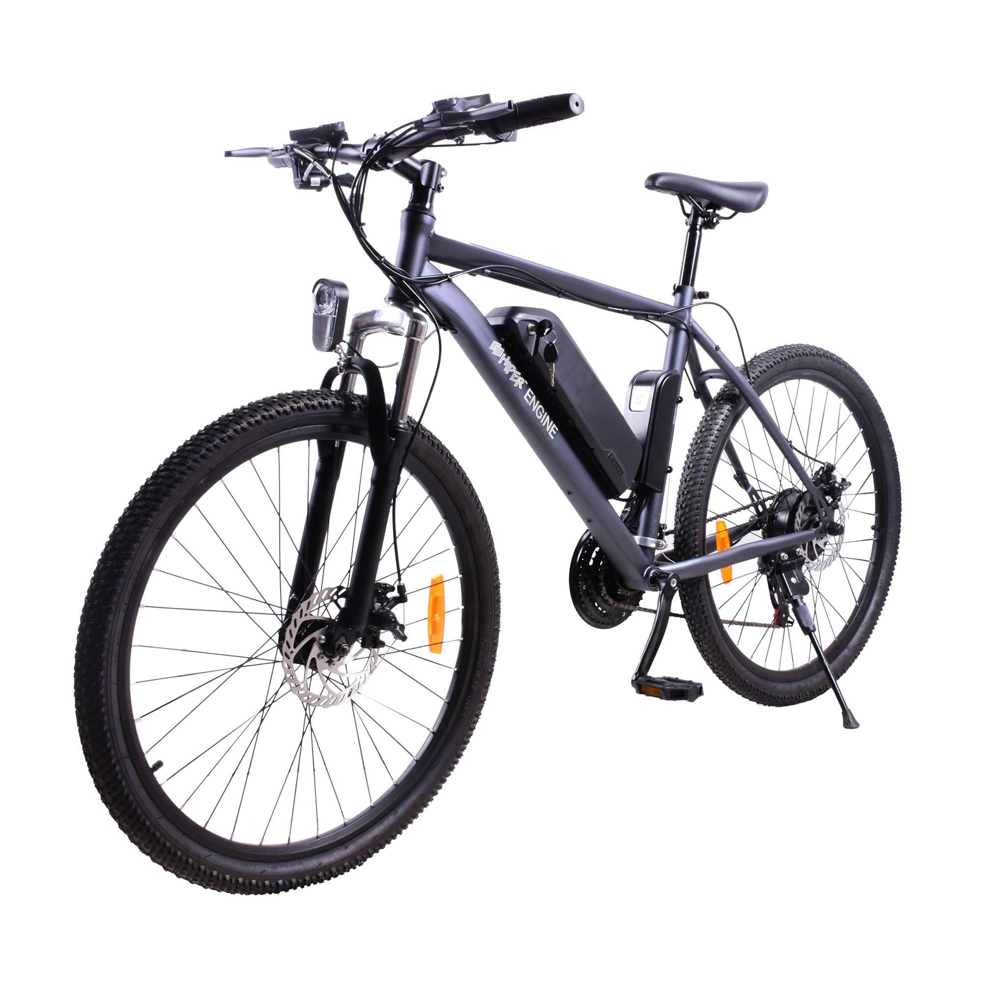 Купить Электровелосипед Hiper Engine B51 (2021) Midnight Blue,