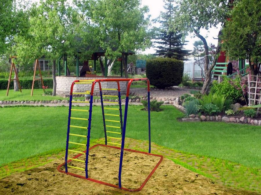 Детская игровая площадка Пионер Малыш
