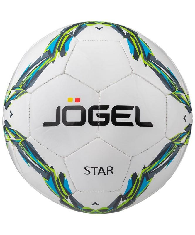 Купить Мяч футзальный Jögel JF-210 Star №4,