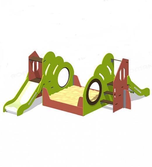 Купить Игровые модули Romana 115.58.00, Детское игровое оборудование