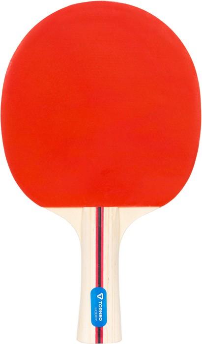 Ракетка для настольного тенниса Torneo Hobby Table Tennis Bat TI-B200 ракетка для настольного тенниса torneo tour plustable tennis bat ti b3000