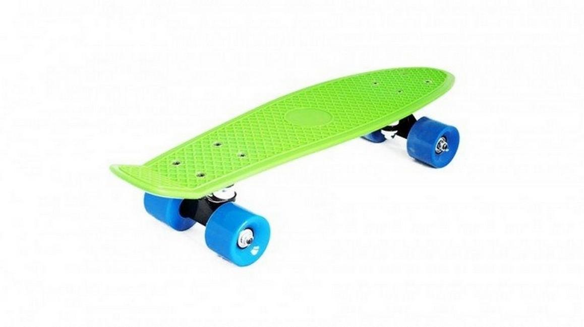 Купить Скейтборд пластиковый Moove&Fun MN-2206 green,