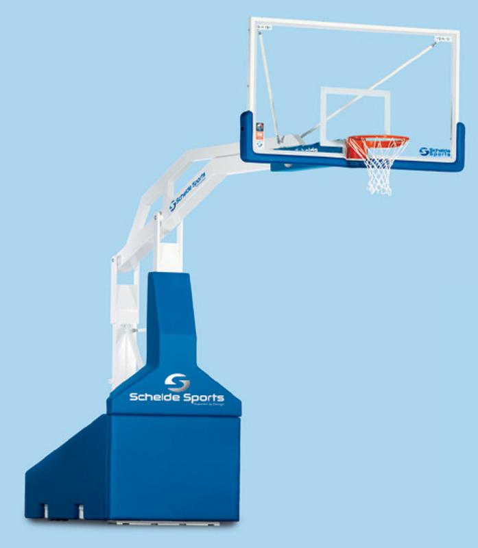 Ферма (стойка) баскетбольная Super SAM 325 Schelde Sports 910-1612000 (910-S6.S0800)