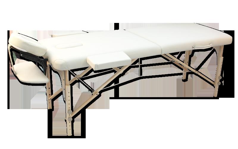 Складной массажный стол Oxygen Fitness Ecoline 50