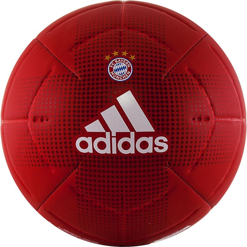 Купить Мяч футбольный Adidas FCB Club GH0062, р.5,