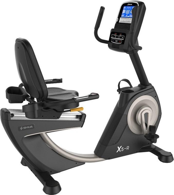 Купить Велотренажер горизонтальный Shua X5-R,