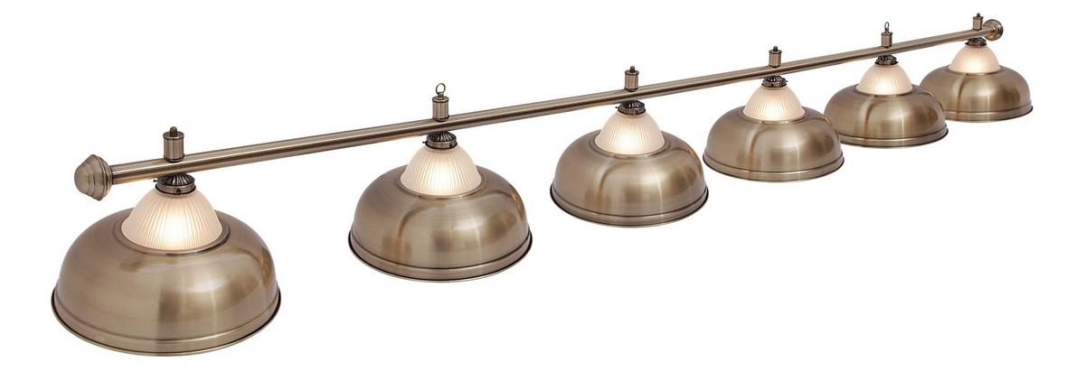 Купить Светильник Fortuna Crown Bronze 6 плафонов 06580,