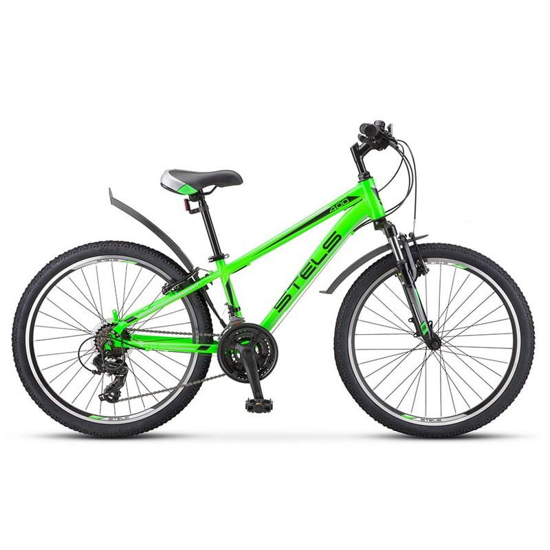 Купить Велосипед Stels Navigator 24 400 V F010 2020 Зеленый (LU092748),