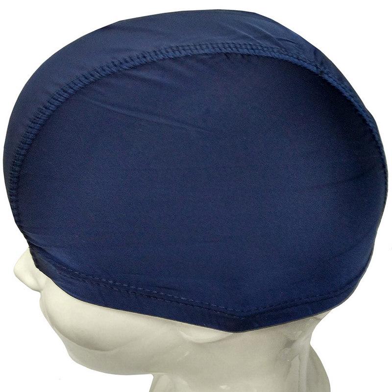 Купить Шапочка для плавания акриловая (темно синяя) T07672-2, NoBrand