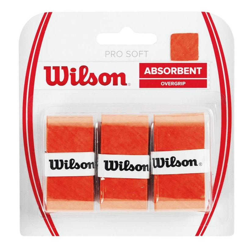 Купить Овергрип Wilson Pro Soft Overgrip WRZ4040OR,
