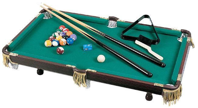Игровой стол Мини-бильярд Dynamic 40.036.00.0 от Дом Спорта