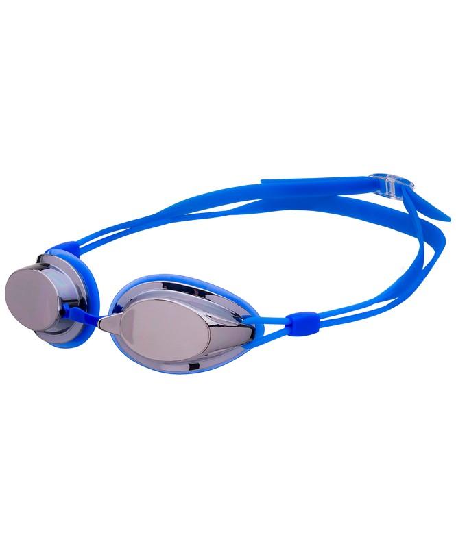 Очки для плавания LongSail Spirit Mirror, синий/синий (L031555) фото