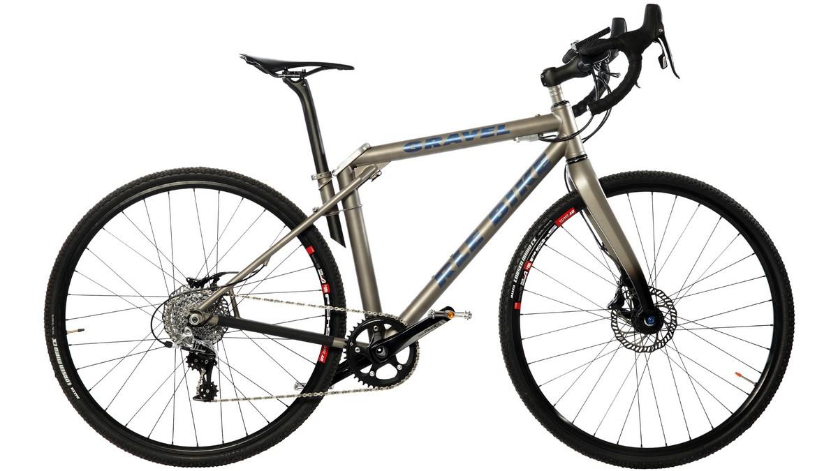 Электровелосипед RLE bike Gravel 2018