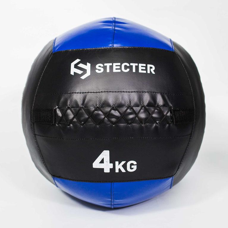 Купить Медбол Stecter 4 кг 2207,