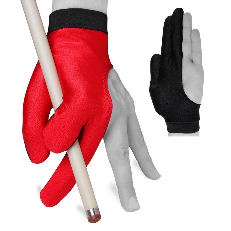 Перчатка Fortuna Classic красная/черная