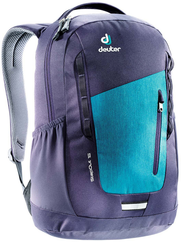 Рюкзак Deuter 2015 Daypacks StepOut 16 petrol dresscode-blueberry