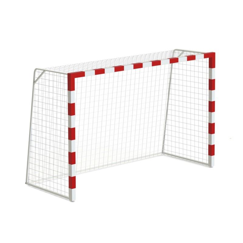 Купить Ворота для гандболамини-футбола 3х2х1,3 м сталь (пара) Dinamika ZSO-002781,