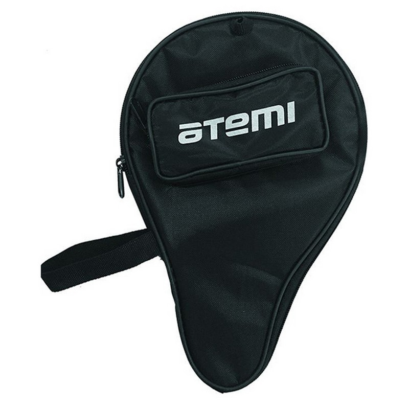 Чехол для ракетки для настольного тенниса (чёрн) Atemi ATC102
