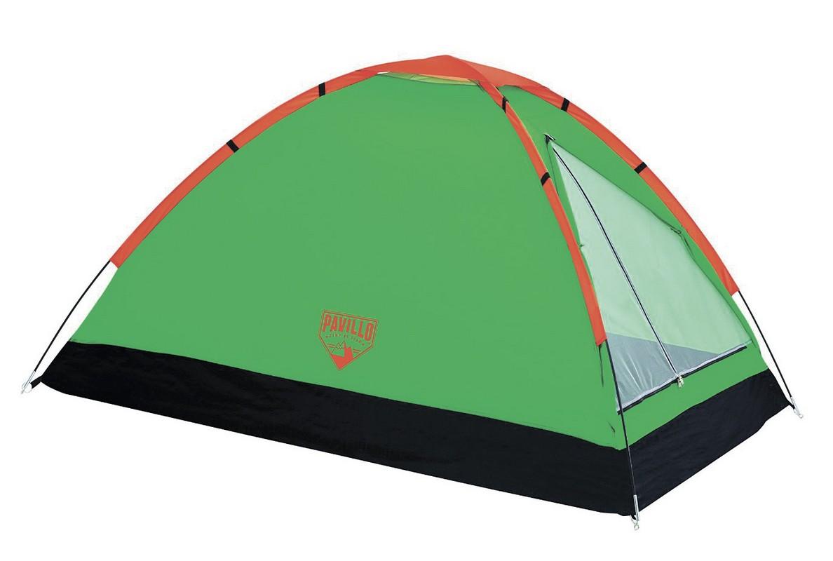 Купить Палатка туристическая Bestway Monodome Х2 68040 BW в России