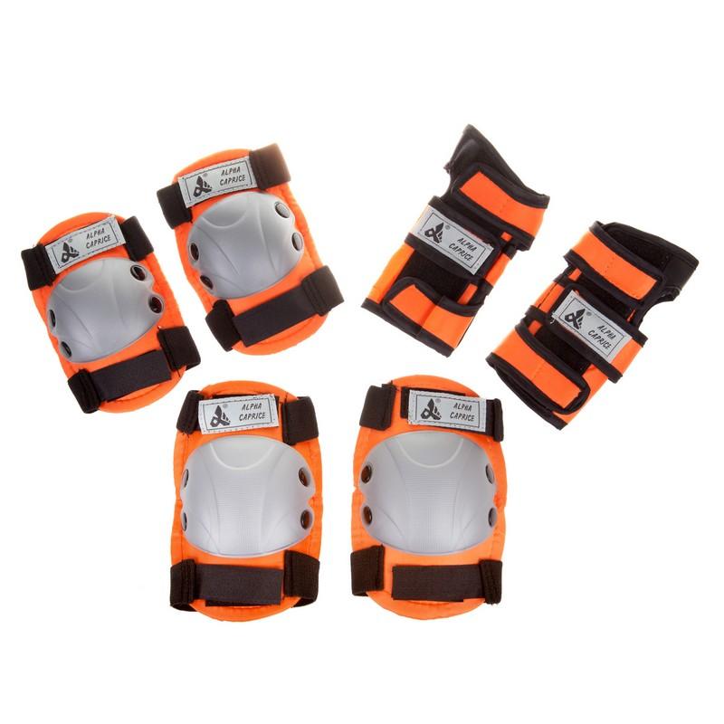 Защита для роллеров Alpha Caprice 104B Orange