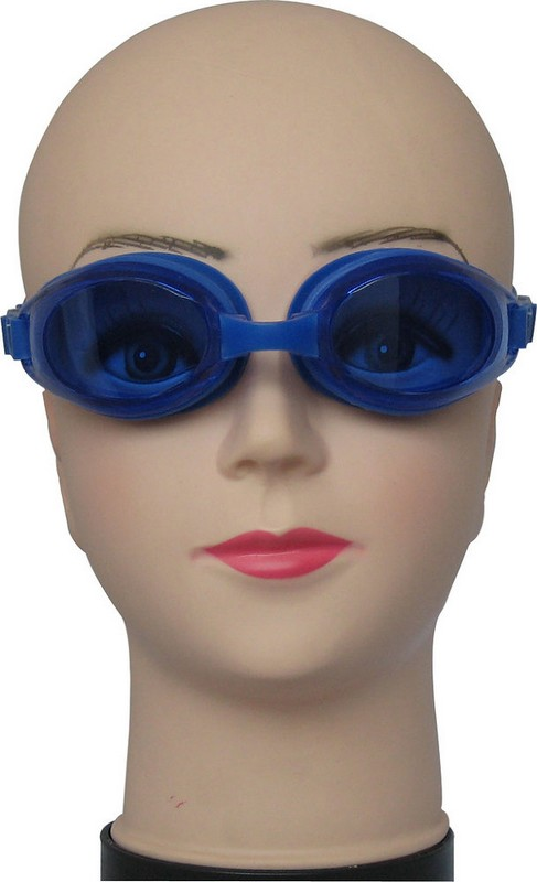 Купить Очки для плавания Dobest HJ-50, синий,
