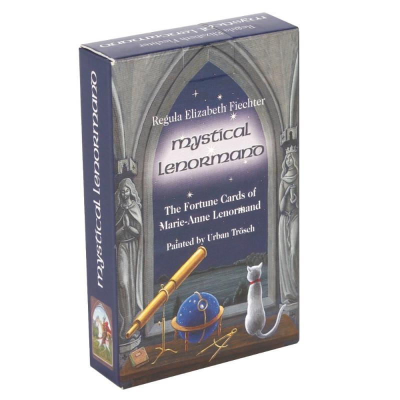 Карты Таро Mystical Lenormand 1067012947 NoBrand