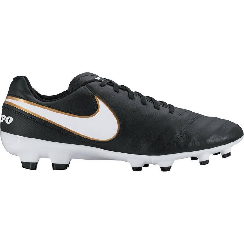Бутсы Nike Tiempo Genio II Leather FG SR 819213-010