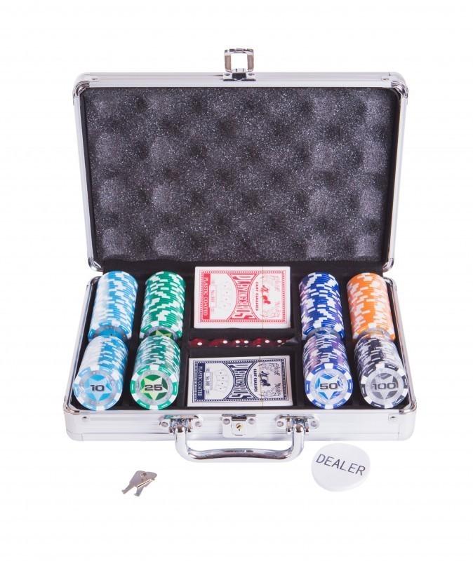 Набор для покера Partida Star на 200 фишек star200