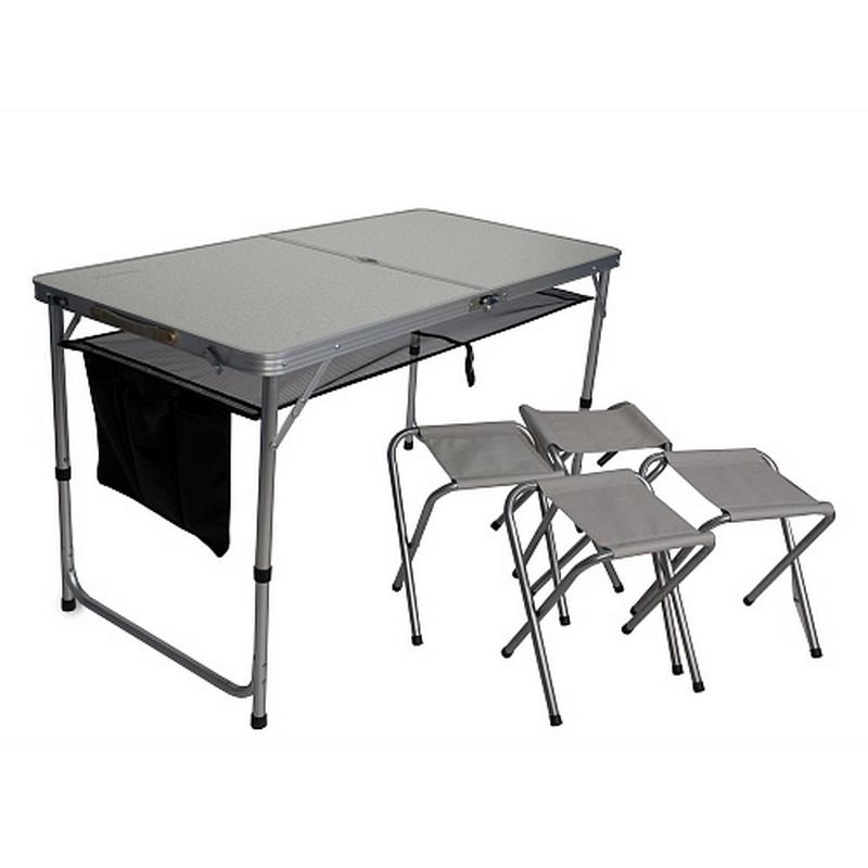 Набор стол+стулья Greenwood TA-01