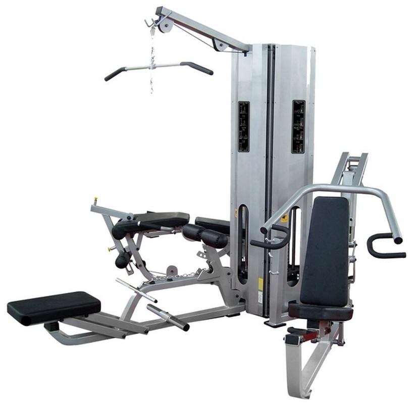3-х позиционная мультистанция Spirit Fitness BWM110-3 цена