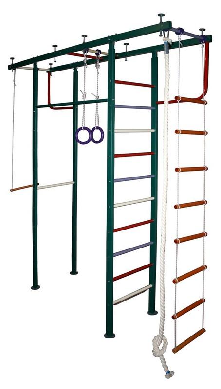 Детский спортивный комплекс Вертикаль 4 домашний спортивный комплекс дск вертикаль 4
