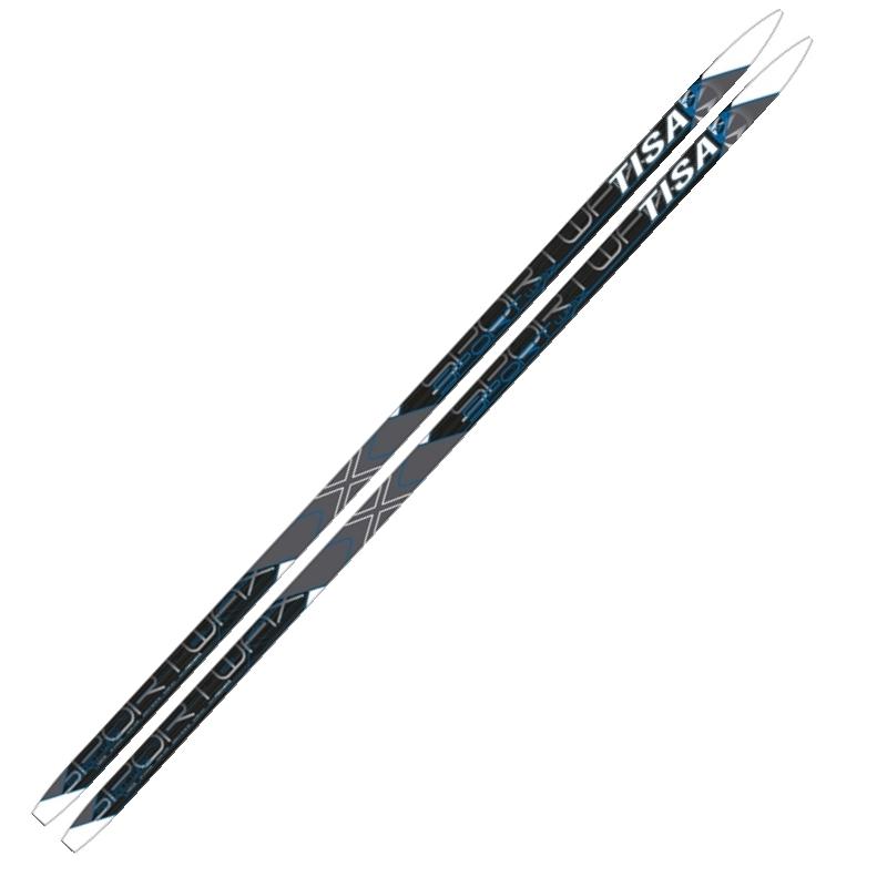 Лыжи беговые Tisa Sport Wax N90915