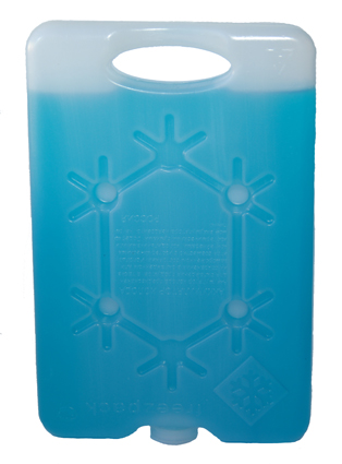 Аккумулятор холода АХ-10 350мл (11,5*18,0*2,0см) аккумулятор холода